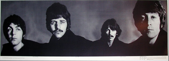 Avedon Beatles Poster Set The ORIGINAL 1967 Which Was Created By Richard In